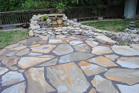 stone patio installation: laying a flagstone patio diy laying a flagstone patio diy laying a flagstone patio diy