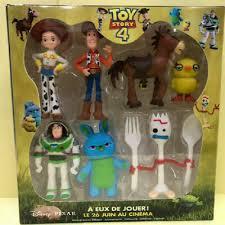 Kids Gifts <b>Disney Toy Story</b> 4 Heroes <b>7pcs</b>/<b>Set</b> Figurine Figures ...