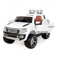<b>Детский электромобиль Dake</b> Ford Ranger White - DK-F150-W ...