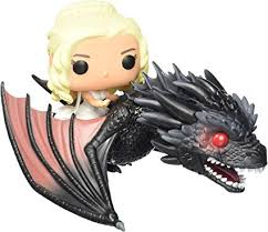 Funko POP Rides: Game of Thrones - Dragon ... - Amazon.com