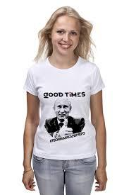 <b>Футболка классическая</b> GoodTimes <b>Crew</b> #1635884 – заказать ...