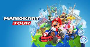 <b>Mario</b> Kart Tour   <b>Nintendo</b>