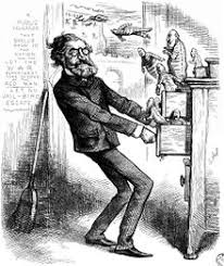corruption   wikipedia a political cartoon from harpers weekly january   depicting us secretary of the interior carl schurz investigating the indian bureau at the us