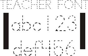 Image result for font preschool