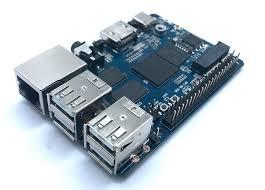 "<b>Banana Pi</b> BPI-M4: Um ""clone"" poderoso do <b>Raspberry Pi 3</b>"