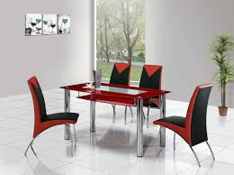 Kitchen Set Table And Chairs Black Dining Room Table With Red Chairs Best Dining Room