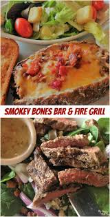 top ideas about smokey bones menu smokey bones check out smokey bones savory menu in our restaurant review enter the 100 gift card