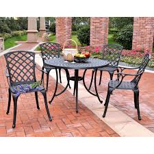 sand dune piece sling dining set
