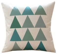 Nordic Geometric <b>Linen</b> Throw Pillowcase <b>Sofa</b> Office Car ...