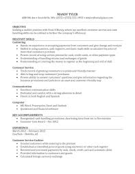 service cashier resume nice sample of customer service cashier resume relevant vntask com fullsize related samples to nice