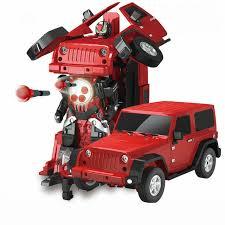 <b>Робот</b>-<b>трансформер Meizhi</b> MZ-2329PF — купить по выгодной ...