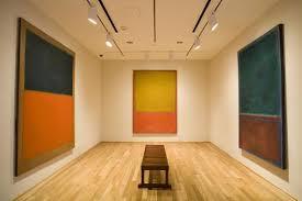 The <b>Rothko Room</b>