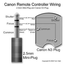 canon remote controller wiring 2 5mm mini plug and n3 plu flickr canon remote controller wiring 2 5mm mini plug and n3 plug by