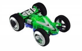 Мини-<b>машинка WLtoys</b> 2308 Double Side Stunt масштаба <b>1:32</b> на ...