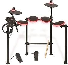 ION Audio <b>Redline</b> Drums, Seven Piece Electronic Drum: Amazon ...