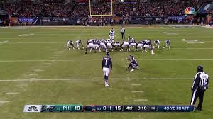 The Double Doink: Cody Parkey's Missed Field Goal Gives Eagles Win