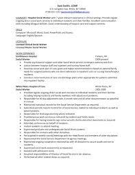 case worker resume sample college essay mla format case worker resume breakupus remarkable best resume examples for sample resume hospital social worker lcjs 1096508