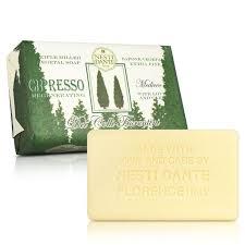 Итальянское <b>Мыло</b> Nesti Dante Cipresso <b>Dei Colli Fiorentini</b> ...