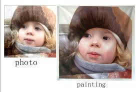 Ручная работа картина маслом <b>фото</b> на заказ <b>портрет</b> Свадьба ...
