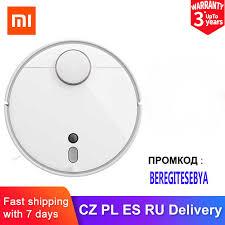 <b>2020 Original Xiaomi</b> Mijia Mi Robot Vacuum Cleaner 1S 2 for ...