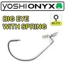 <b>Офсетные крючки Yoshi Onyx</b>