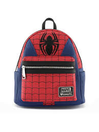 <b>Рюкзак</b>: <b>Marvel</b>: <b>Spider-Man</b> Suit Mini Backpack Funko 8100493 в ...