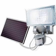 MAXSA Innovations <b>Solar</b>-<b>Powered</b> Motion-Activated <b>150 LED</b> ...