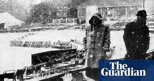 Weatherwatch: freak snow stopped cricket on <b>2</b> June <b>1975</b>   Extreme ...