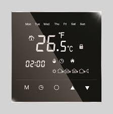 <b>Терморегулятор</b> для теплого пола <b>IQWATT IQ Thermostat</b> Black ...