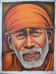 shirdi sai image materialized by sathya sai baba-ის სურათის შედეგი