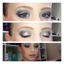 ballroom dance peion makeup