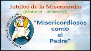 Resultado de imagen de año de la misericordia