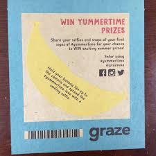 graze subscription box review box coupon hello graze box 2016 1