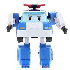 <b>Robocar Poli</b> Игрушка-трансформер Маленький <b>Поли</b> цвет ...