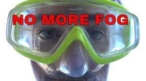 How to make your <b>diving</b> mask not <b>fog</b> - Stop <b>scuba diving</b> mask ...