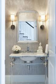 bathroom glamorous decor metal walls traditional white powder room bathroom design decor ideas all white gl