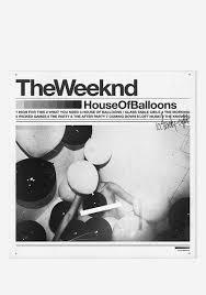 The <b>Weeknd</b>-<b>House Of</b> Balloon 2 LP – Newbury Comics