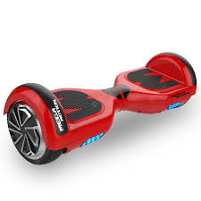 <b>Mega Motion E1 Hoverboard</b> 6.5 Self Balancing Scooter Premium ...