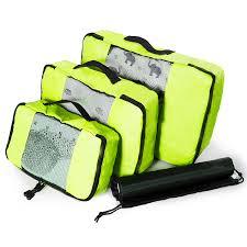 <b>QIUYIN Luggage Bag</b> Packing Cubes Multifunction <b>Bag</b> 3 Piecesset ...