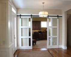 home office doors with glass. craftsman custom home office glass barn doorssliding doors with s
