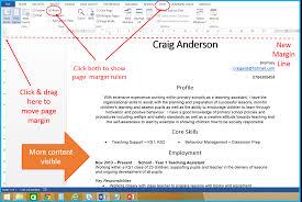 7 cv formatting tips that will get you more interviews cv margin formatting