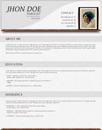 resume templates create cv template scaffold builder sample 79 amazing resume templets templates
