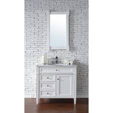 bathroom mirror scratch removal malibu ca youtube: cottage white brittany  inch single vanity cabinet