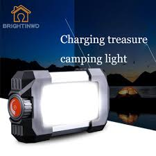 <b>Outdoor Rechargeable Portable 27</b> LEDs Lantern Lamp Flasher ...