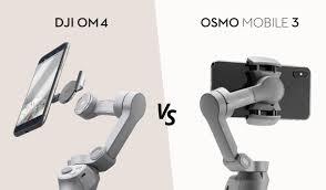 DJI OM 4 vs <b>DJI Osmo Mobile</b> 3: What's New? - DJI Guides