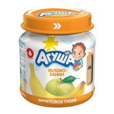 <b>Пюре</b> для детей <b>Агуша</b>
