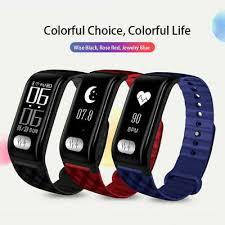 <b>H777plus</b> 0.96'' OLED IP67 Waterproof <b>Smart Bracelet</b> EKG(ECG ...