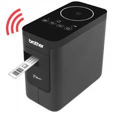 <b>Принтер</b> для этикеток <b>Brother P</b>-<b>touch PT</b>-<b>P750W</b>, Black <b>принтер</b> ...