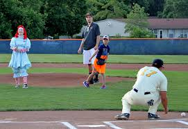 pickle run festival up and running in galion crawford pickle run essay winner first pitch