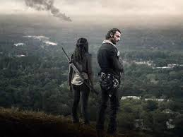Image result for the walking dead season 6 richonne